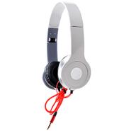 Auriculares BASS Estéreo plegables con micrófono integrado - Blanco al mejor precio solo en loi