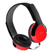 Auriculares Estéreo para TV Kolke KAT-098 - Rojo al mejor precio solo en LOI