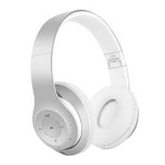 Auriculares Inalámbricos Bluetooth 4.2 Plegables - Plateado al mejor precio solo en loi