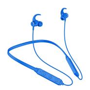 Auriculares inalámbricos imantados con Bluetooth 4.1 - Azules al mejor precio solo en loi