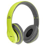 Auriculares Inalámbricos P15 Bluetooth con Radio FM Mic y Lector de SD - Verde al mejor precio solo en loi
