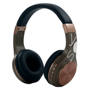 Auriculares Bluetooth SY-BT1607 Plegables con Micrófono - Verde Oliva al mejor precio solo en loi