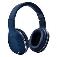 Auriculares Inalámbricos SY-BT1608 Plegables Batería Recargable - Azul al mejor precio solo en loi
