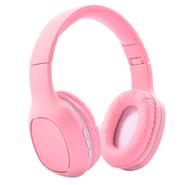 Auriculares Bluetooth SY-BT1608 Plegables Calidad y Comodidad Superior - Rosa al mejor precio solo en loi