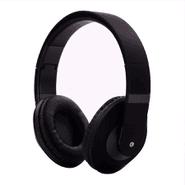 Auriculares Inalámbricos SY-BT1609 Plegables Batería Recargable - Negros al mejor precio solo en loi