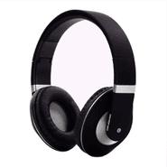 Auriculares Inalámbricos SY-BT1609 Plegables Batería Recargable - Plateados al mejor precio solo en loi