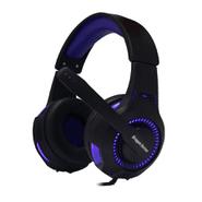 Auriculares Gamer Spartan USB PS4 PC Azul al mejor precio solo en loi