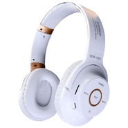 Auriculares Stereo Bluetooth Extra Bass - Blanco al mejor precio solo en loi