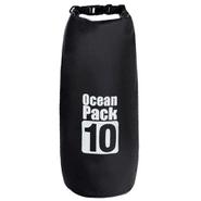 Bolso impermeable Ocean Pack de 10 litros - Negro al mejor precio solo en loi