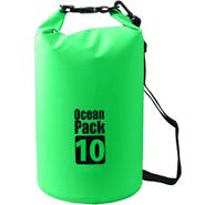Bolso impermeable Ocean Pack de 10 litros - Verde al mejor precio solo en loi