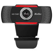 Cámara Web Kolke KEC 455 HD 720p Micrófono Integrado Conexión USB al mejor precio solo en loi