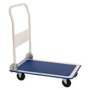 Carro Plataforma Carga plegable, de estructura metálica al mejor precio solo en loi