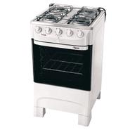 Cocina TEM Isabella 4 Hornallas Super Gas - Blanco al mejor precio solo en loi