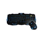 Kit Teclado y Mouse Gamer al mejor precio solo en LOI