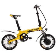 Bicicleta Eléctrica Jeep e-Bike Urbana Folding Rodado 16