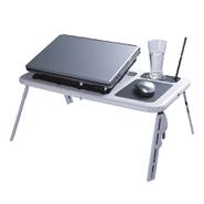 Mesa Plegable para Notebook y Netbook Con Fan al mejor precio solo en loi