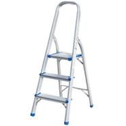 Escalera de Mano en Aluminio de 3 escalones al mejor precio solo en loi