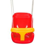 Hamaca silla para bebe o niños - 9 meses a 3 años Roja al mejor precio solo en loi