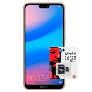 Huawei P20 Lite de 5.48'' 32GB + 16GB de Regalo - Rosa al mejor precio solo en loi