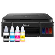 Impresora CANON G2100 Sistema Contínuo + Tinta Extra al mejor precio solo en loi