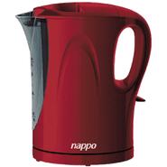 Jarra Eléctrica Nappo 2200W y 1.7L de capacidad Rojo al mejor precio solo en loi