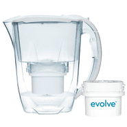Jarra Purificadora Agua Aqua Optima ORIA, con filtro Evolve al mejor precio solo en loi