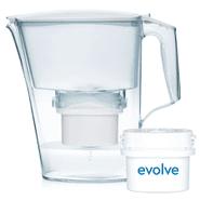 Jarra Purificadora Agua Liscia 2.5L con filtro Evolve al mejor precio solo en loi