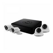 Kit de seguridad HD URSAFE DVR HD + 4 cámaras al mejor precio solo en loi