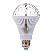Lámpara de colores giratoria LED de 360 grados Blanco al mejor precio solo en loi