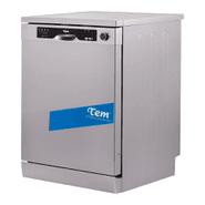 Lavavajillas TEM TDW 125S 12 Servicios - Silver al mejor precio solo en loi