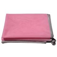 Manta libre de arena grande rosa al mejor precio solo en loi