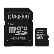 MicroSD de 32GB Clase 10