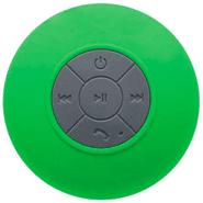 Mini parlante Waterproof Bluetooth 3W - Verde al mejor precio solo en loi