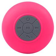 Mini parlante Waterproof Bluetooth 3W - Rosa al mejor precio solo en loi