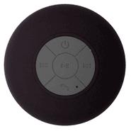 Mini parlante Waterproof Bluetooth 3W - Negro al mejor precio solo en loi