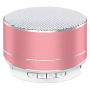 Mini Parlante Bluetooth 3W Batería Recargable - Rose Gold al mejor precio solo en loi