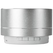 Mini Parlante Bluetooth 3W Batería Recargable - Silver al mejor precio solo en loi