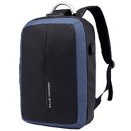 Mochila/Portafolio Antirrobo con Candado de Combinación - Azul al mejor precio solo en loi