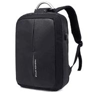Mochila/Portafolio Antirrobo con Candado de Combinación - Negro al mejor precio solo en loi