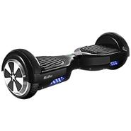 Skate Patineta Electrica Negro c/ Bluetooth y Parlantes al mejor precio solo en loi