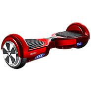 Skate Patineta Hoverboard c/ Bluetooth y Parlantes Rojo al mejor precio solo en loi