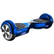 Skate Patineta Electrica Azul c/ Bluetooth y Parlantes al mejor precio solo en loi