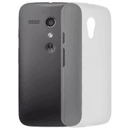 Estuche Protector TPU Transparente para Motorola Moto G