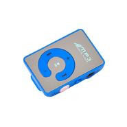 Reproductor MP3 con ranura Micro SD hasta 8GB - Azul al mejor precio solo en loi