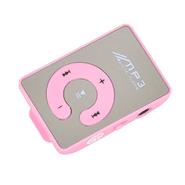 Reproductor MP3 con ranura Micro SD y Auriculares-Rosa al mejor precio solo en loi