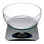 Balanza Digital de Cocina NAPPO con Bowl Incluído al mejor precio solo en loi