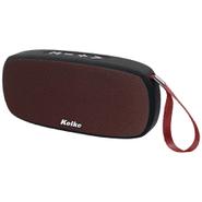 Parlante Kolke Take inalámbrico con batería recargable 1200mAh - Rojo
