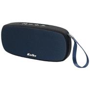 Parlante Kolke Take inalámbrico con batería recargable 1200mAh - Azul