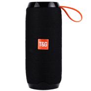 Parlante Bluetooth T&G Portátil 10W RMS - Negro al mejor precio solo en loi