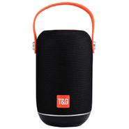 Parlante Bluetooth T&G Portátil con correa 10W RMS - Negro al mejor precio solo en loi